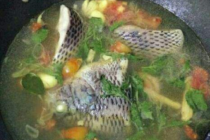 Pindang Ikan Nila