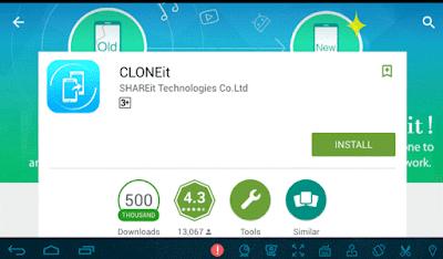 cloneit app install