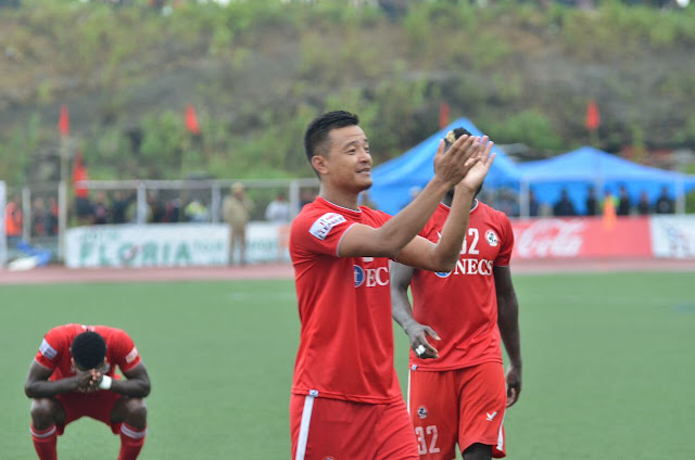 Aizawl FC on the brink of history