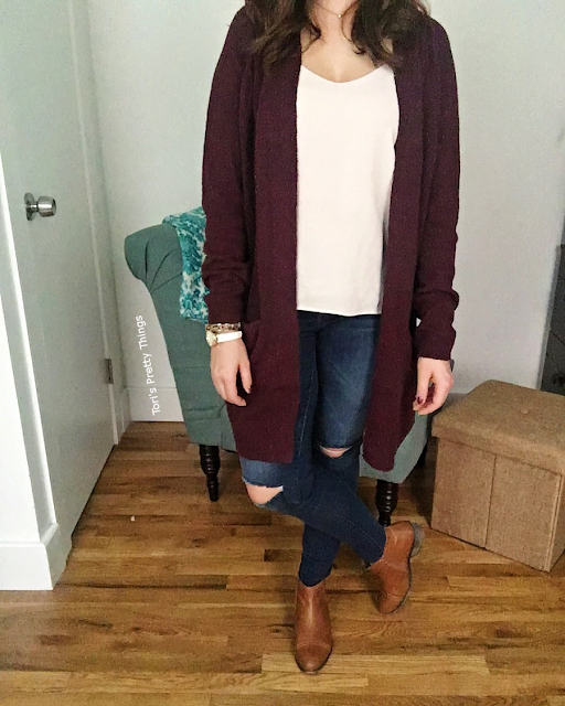 Cozy Fall Outfit 2016