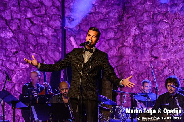Koncert Marko Tolja @ Opatija Ljetna pozornica 29.07.2017