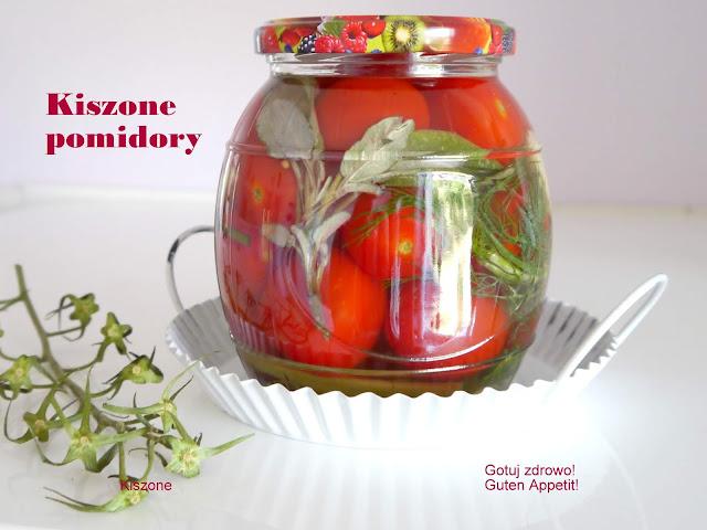 Kiszone pomidory - Czytaj więcej »
