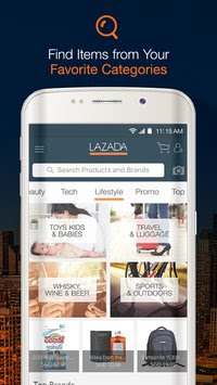 Lazada Shopping And Deals Apk