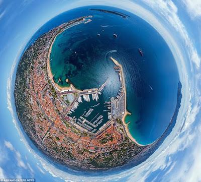 360 Derece Kamerayla Çekilmiş En Güzel Fotoğraflar