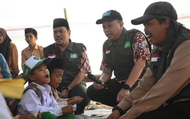 Penanganan NU Peduli Lombok, Jangkau 97 Titik