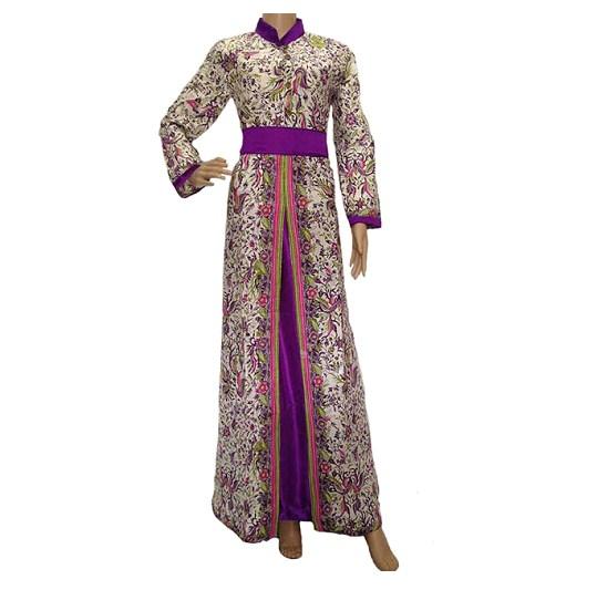 Batik Gamis Oriental