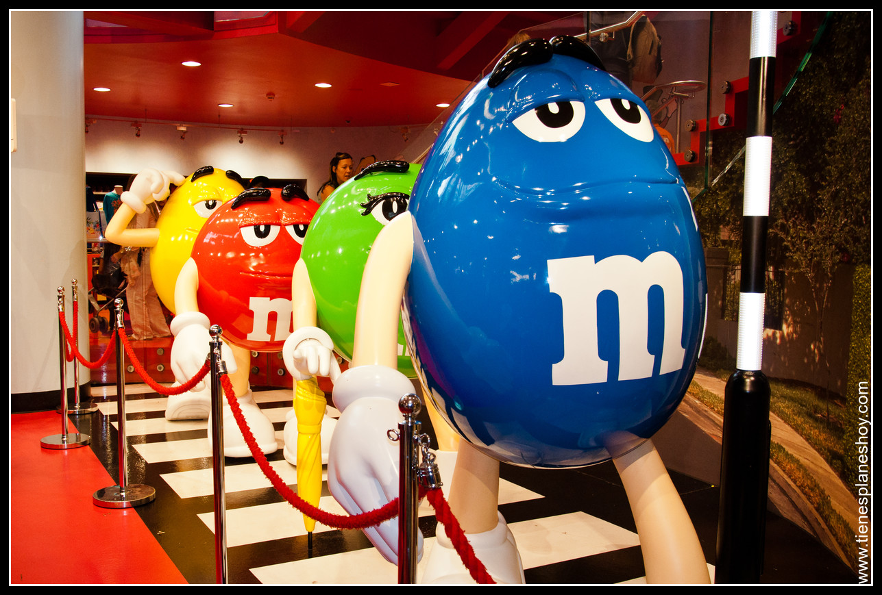 Tienda M&M Londres (London)