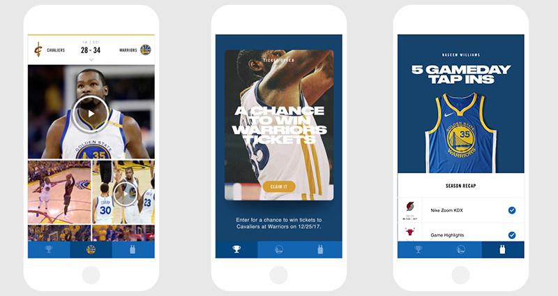 a06eb93b4aa Nike presenta sus camisetas NBA Connected con tecnología NFC ...