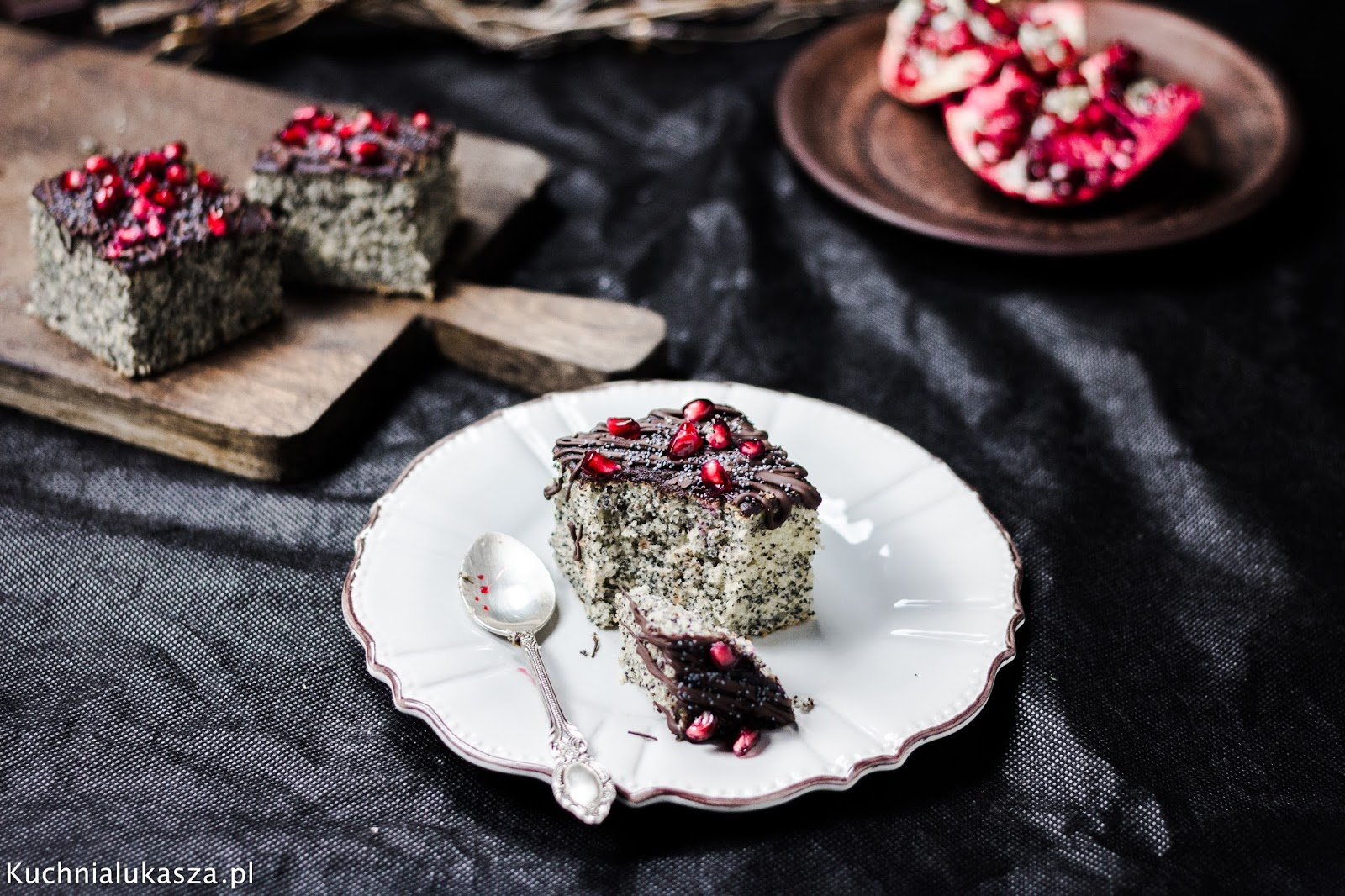 Ciasto makowe piegusek - przepis