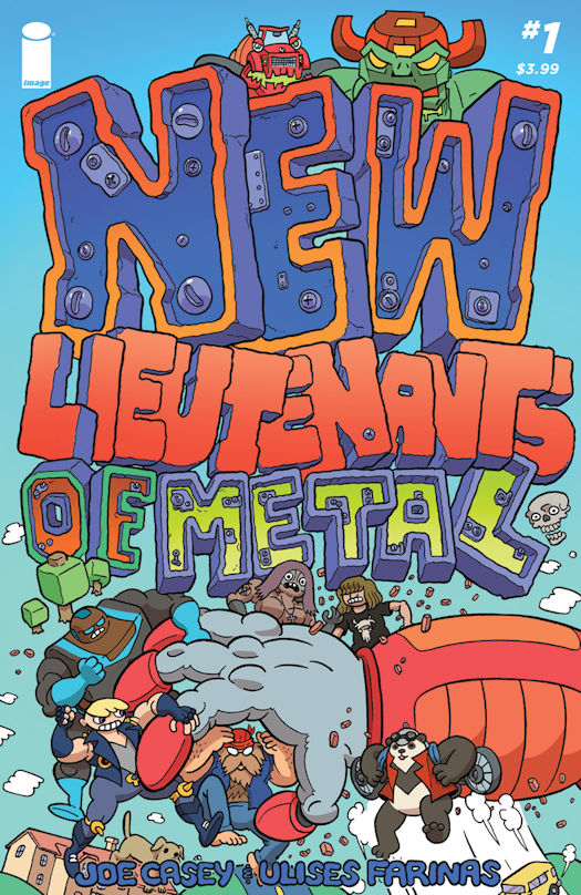 The qwillery may 2018 the new lieutenants of metal 1 diamond code may180033 hits stores on wednesday july 4th the final order cutoff for comics retailers is monday fandeluxe Gallery