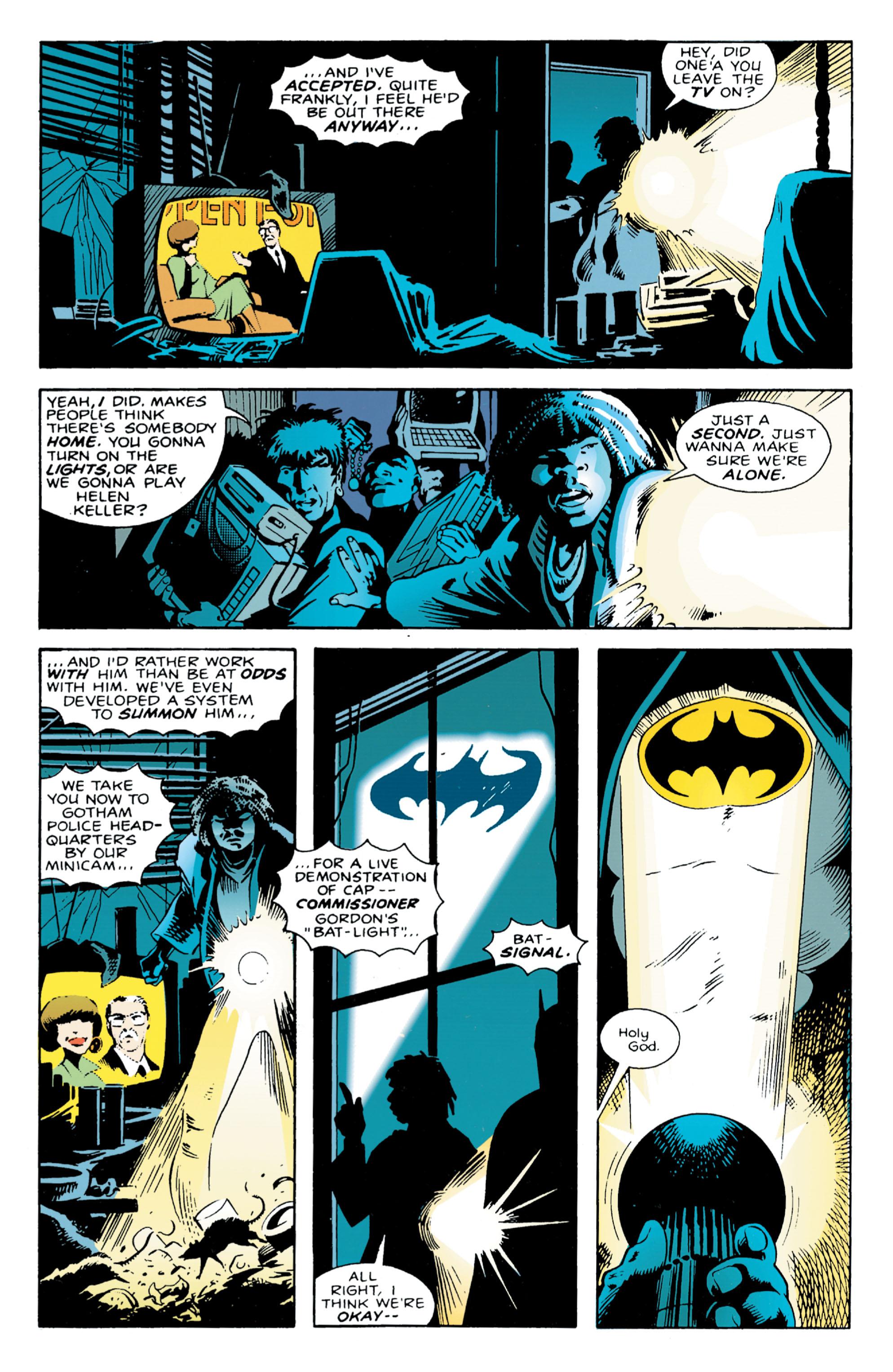 Detective Comics (1937) 575 Page 2