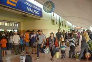 Stasiun Kereta Api Malang Kota Baru