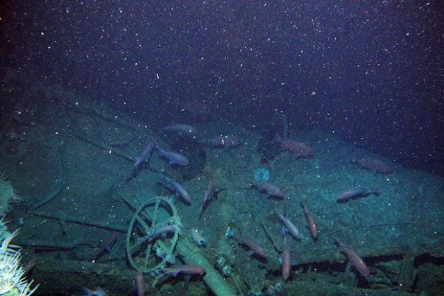 """Υποβρύχιο """"φάντασμα"""" βρέθηκε στον βυθό μετά από 103 χρόνια (βίντεο)"""
