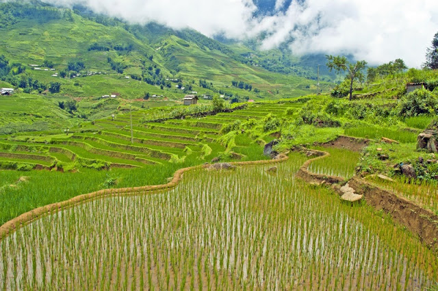 The most popular tourist route for 2 days in Sapa