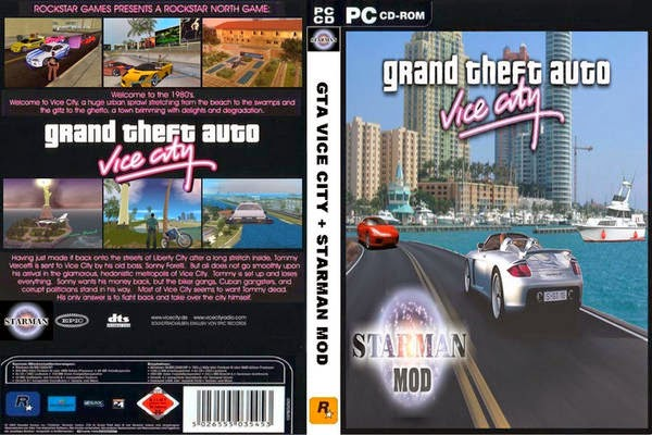 Image result for gta vice city pc game pack