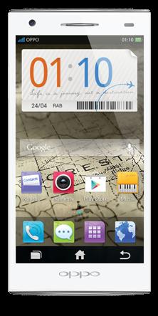 Harga OPPO Find Way U7015 terbaru