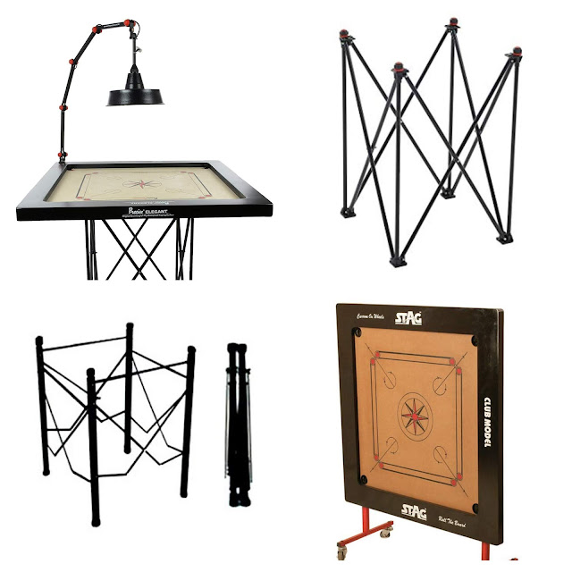 Carrom Stand Options