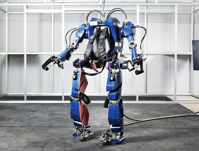 Hyundai Exoskeleton Robot