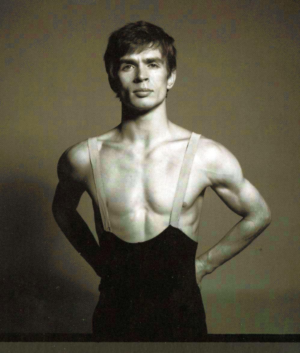 RUDOLF NUREYEV - Russian Dancer - Original Vintage