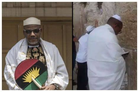 DSS Breaks Silence On Nnamdi Kanu's Escape