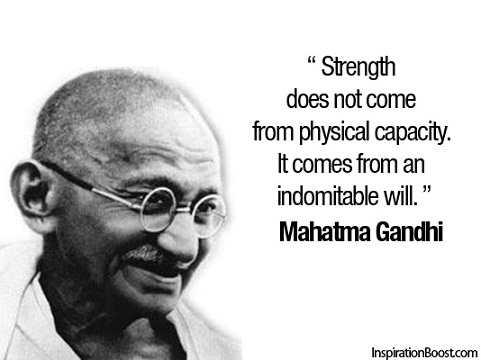 Quotes From Gandhi | Mahatma Gandhi Quotes A Moment Please