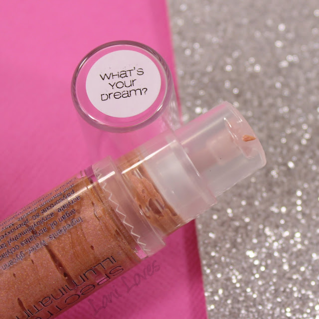 Darling Girl Spectral Shift Illuminating Creme - What's Your Dream? Swatches & Review