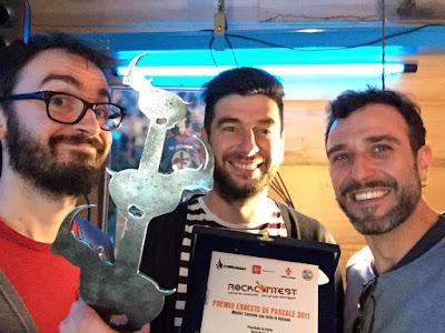 Il Geometra Mangoni, vincitore di 1MNEXT 2016