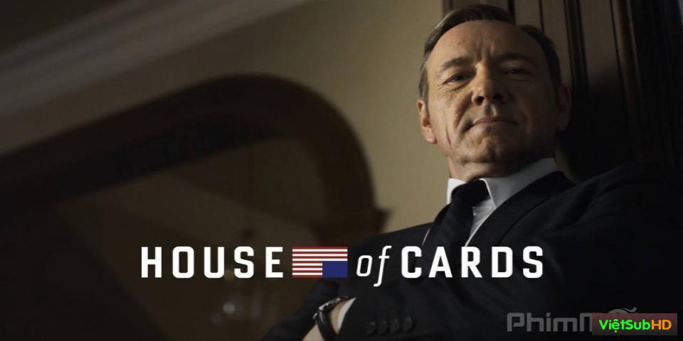 Phim Sóng gió Chính Trường (Phần 3) Tập 2/13 VietSub HD | House of Cards (Season 3) 2015