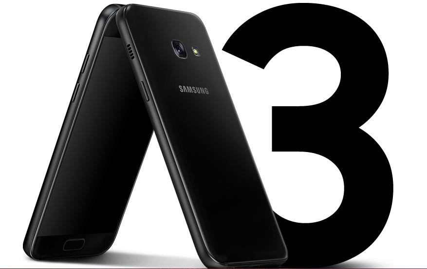 Samsung Galaxy A3 2017: Scheda tecnica e Caratteristiche