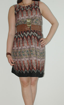 Outfit Ethno Tribal Dress