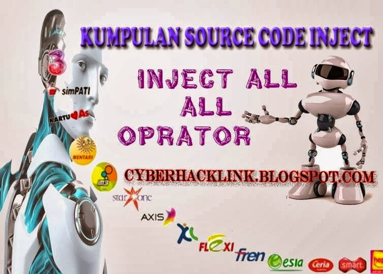 Source Code inject Program VB6 All Provider