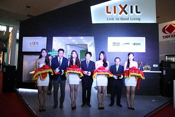 Lixil của Nhật Bản tăng đầu tư vào Việt Nam