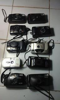 Lapak Kamera Jadul 90an