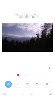 Xiaomi rysowanie po zdjęciach