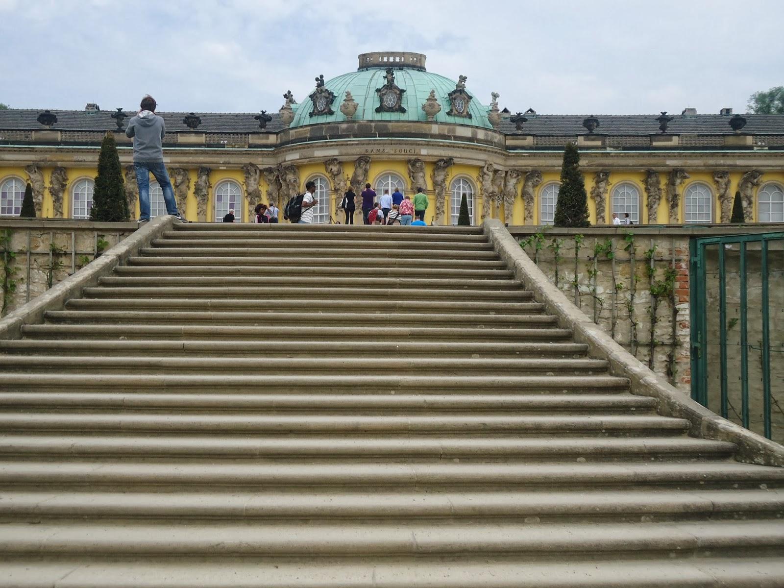 Sanssouci Castle Potsdam