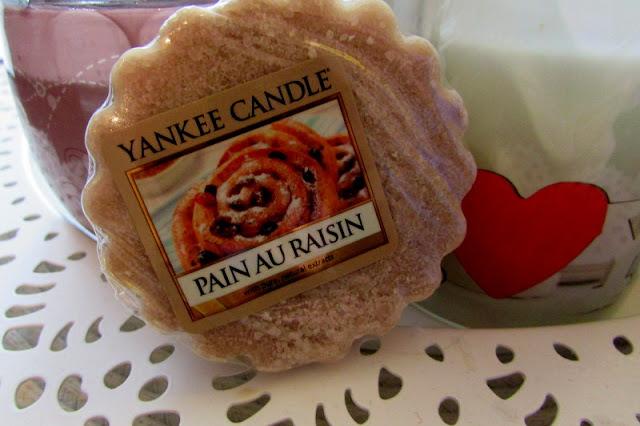 Pain au Raisin - Yankee Candle