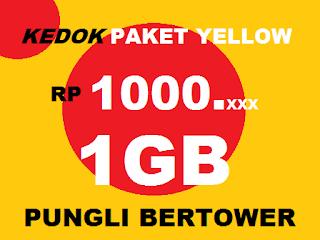 Cara Menghindari Pemalakan Pulsa Besar-besaran Berkedok Paket Yellow 1000 1GB Indosat