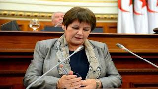 وزيرة التربية الوطنية في زيارة عمل وتفقد الى ولاية جيجل
