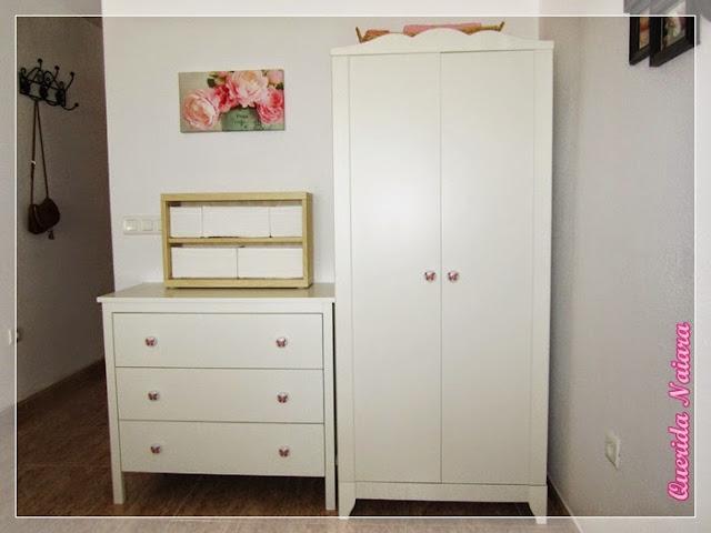 Querida naiara un mini dormitorio de ikea para naiara - Liquidacion de muebles ikea ...
