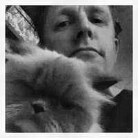 Alex Nuttall and Lena the Cat