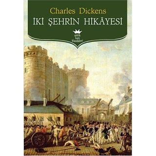 İki Şehrin Hikayesi PDF İndir - Charles Dickens