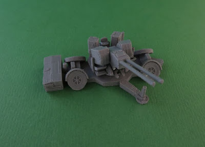 Oerlikon GDF 35mm Twin Cannon Anti-Aircraft Gun picture 5