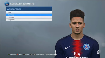 PES 2017 Faces Thilo Kehrer by ABW_FaceEdit