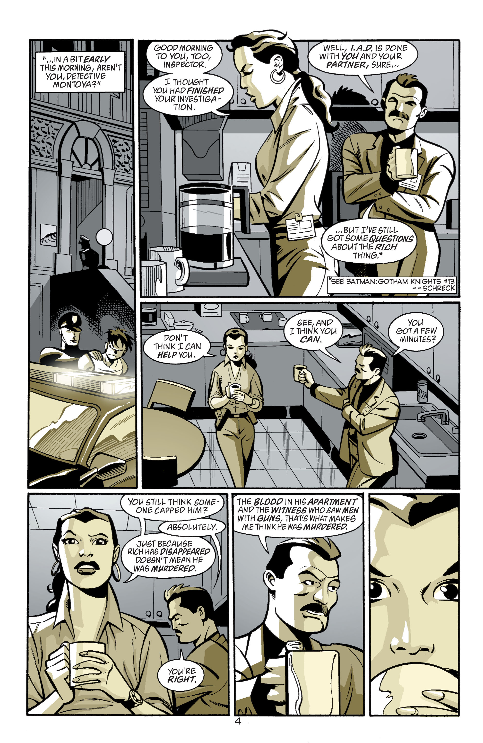 Detective Comics (1937) 762 Page 4