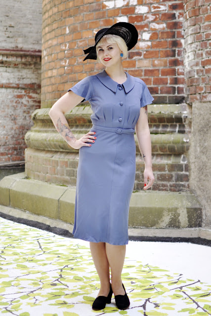 30s calatogue dress made by CheriseDesign