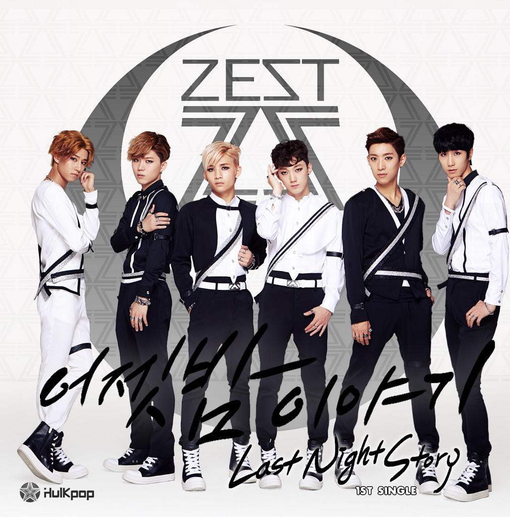 [Single] ZEST – Last Night Story