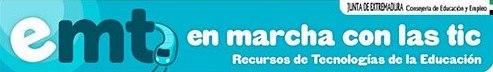 En marcha con las TIC. Portal de recursos educativos digitales de la Junta de Extremadura.