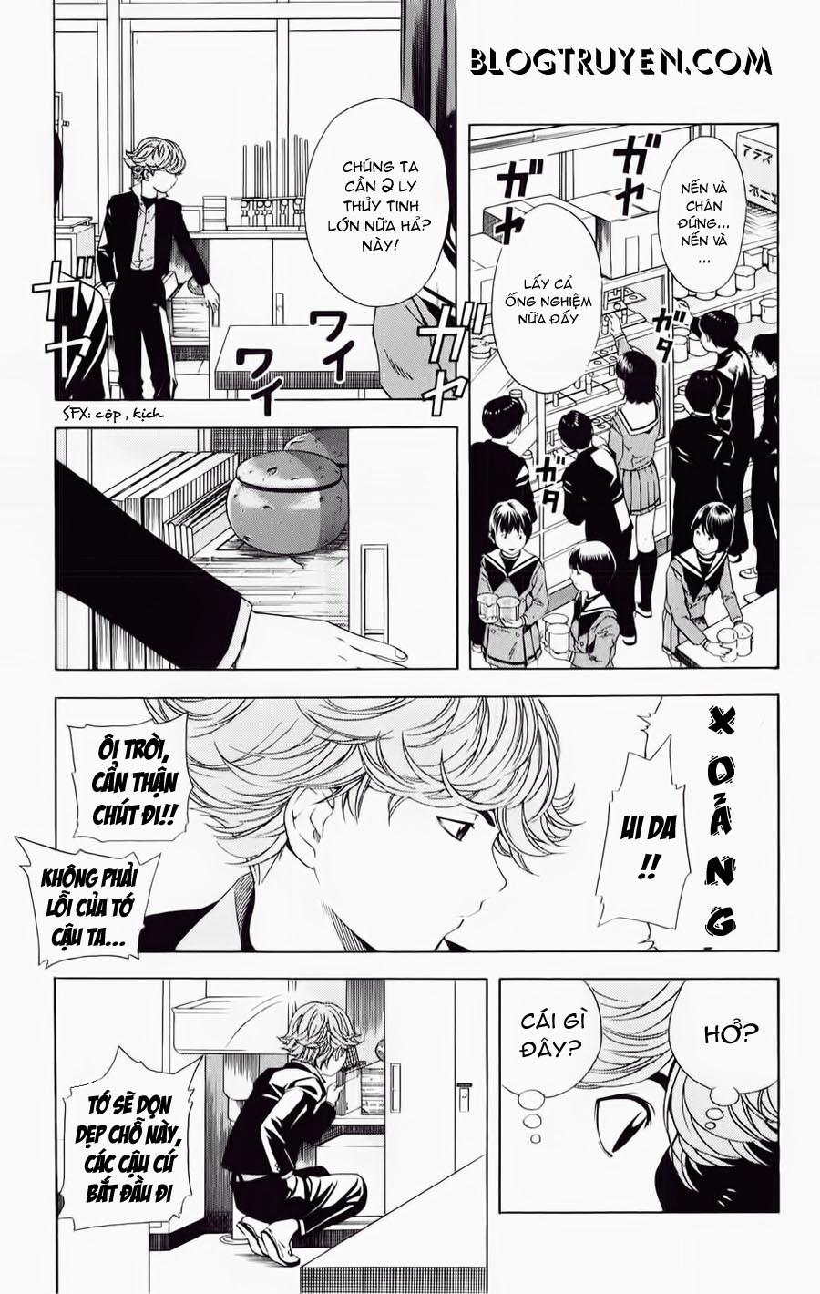 Hikaru No Go hikaru no go chap 57 trang 10