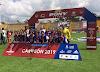 Talento Tolimense no para de celebrar: Es bicampeón de la Liga Ponyfútbol Femenina