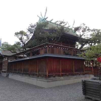 今宮戎神社 本殿